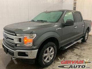 Used 2018 Ford F-150 XLT XTR 4x4 V6 Crew Mags Caméra de recul for sale in Trois-Rivières, QC