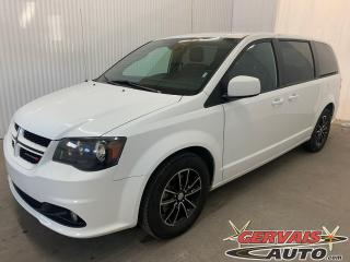 Used 2018 Dodge Grand Caravan GT Cuir Portes Électriques Volant chauffant MAGS for sale in Shawinigan, QC
