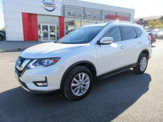 Used 2017 Nissan Rogue SV for sale in Peterborough, ON