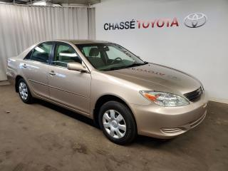 Used 2004 Toyota Camry LE - IMPECCABLE for sale in Montréal, QC