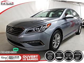 Used 2014 Hyundai Sonata GLS* CAMERA* BIZONE* CECI EST UN 2015* for sale in Québec, QC