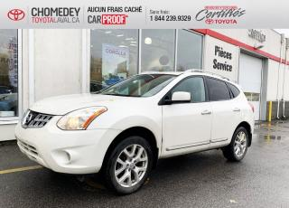 Used 2011 Nissan Rogue SL, AWD, CUIR, TOIT OUVRANT, GPS ** PRIX ENCAN ** for sale in Laval, QC
