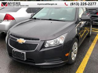 Used 2014 Chevrolet Cruze 1LT  LT, AUTOMATIC, BUCKET SEATS, BLUETOOTH, CRUISE, A/C, CERTIFIED for sale in Ottawa, ON
