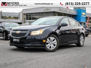 Used 2014 Chevrolet Cruze 1LT  LT, SEDAN, AUTO, A/C, BLUETOOTH, CRUISE, SUPER LOW KM!! for sale in Ottawa, ON
