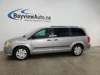 Used 2016 Dodge Grand Caravan SE/SXT - STOW 'N GO! FULL PWR GROUP! for sale in Belleville, ON