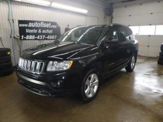 Used 2012 Jeep Compass 4WD 4DR SPORT for sale in St-Raymond, QC