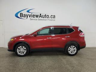 Used 2016 Nissan Rogue SV - AWD! PWR SEAT! FULL PWR GROUP! ALLOYS! for sale in Belleville, ON