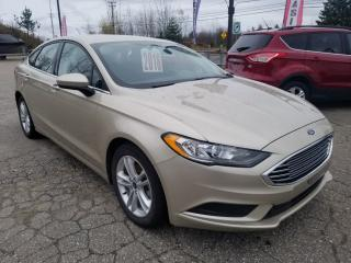 Used 2018 Ford Fusion SE for sale in Mascouche, QC