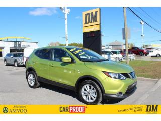 Used 2019 Nissan Qashqai SV AWD ** 4 300 KM** TOIT  CAMERA  DEMARREUR for sale in Salaberry-de-Valleyfield, QC
