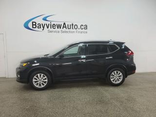 Used 2019 Nissan Rogue SV - AWD! PANOROOF! HEATED SEATS! APPLE CARPLAY! ANDROID AUTO! 12,000KMS! + MUCH MORE! for sale in Belleville, ON