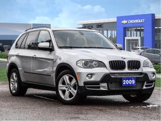 Used 2009 BMW X5 xDrive30i for sale in Markham, ON
