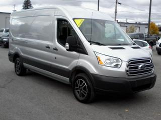Used 2018 Ford Transit ALLONGE TOIT HAUT V6 3.7L for sale in St-Jérôme, QC