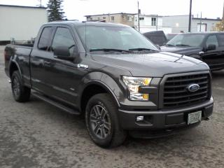 Used 2016 Ford F-150 SCAB XLT SPORT 4X4 34276 KM for sale in St-Jérôme, QC