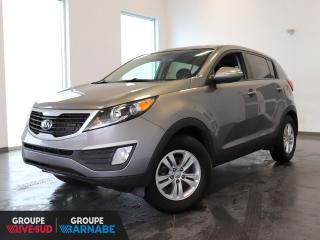 Used 2013 Kia Sportage LX CLIMATISEUR for sale in St-Jean-Sur-Richelieu, QC