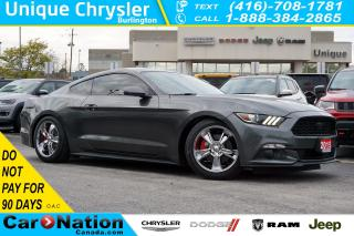 Used 2015 Ford Mustang V6| UPGRADED EXHAUST & SUSPENSION & WHEELS for sale in Burlington, ON