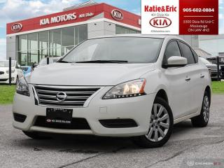 Used 2015 Nissan Sentra 1.8 SL for sale in Mississauga, ON