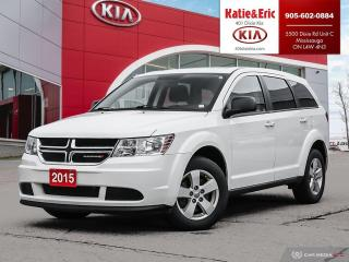 Used 2015 Dodge Journey CVP/SE Plus for sale in Mississauga, ON