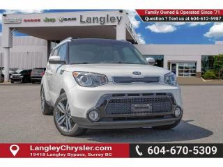 Used 2015 Kia Soul *SX LUXURY* for sale in Surrey, BC