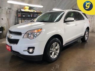 Used 2013 Chevrolet Equinox LT * Chevy mylink touch screen * Rear Vision Camera * Remote start * Heated seats/mirrors * Phone connect * Voice recognition * Fog Lights * Power dri for sale in Cambridge, ON