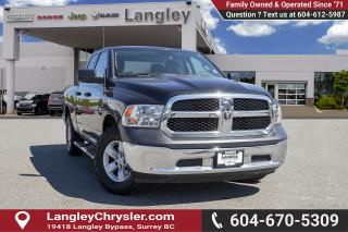 Used 2016 RAM 1500 ST - HEMI V8 - Uconnect for sale in Surrey, BC