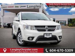 Used 2015 Dodge Journey SXT for sale in Surrey, BC