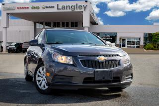 Used 2011 Chevrolet Cruze LT Turbo *BACKUP* *NAVI* *LEATHER* for sale in Surrey, BC
