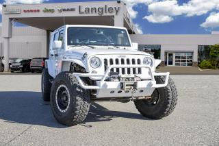 Used 2014 Jeep Wrangler Unlimited Sahara *WHOLESALE DIRECT* for sale in Surrey, BC