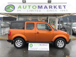 Used 2006 Honda Element EX-P 4WD AT FREE BCAA & WRNTY! FULLY INSPECTED! for sale in Langley, BC