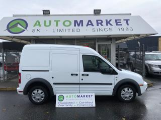 Used 2012 Ford Transit Connect XLT w/Rear Door Glass FREE BCAA & WRNTY! for sale in Langley, BC