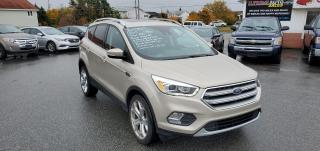 Used 2017 Ford Escape Titanium for sale in Mount Pearl, NL