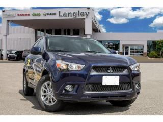 Used 2012 Mitsubishi RVR SE - Bluetooth -  Heated Seats for sale in Surrey, BC