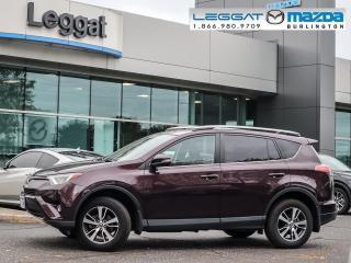 Used 2017 Toyota RAV4 XLE- MOONROOF, BLUETOOTH, REAR CAMERA, FOGLIGHTS for sale in Burlington, ON