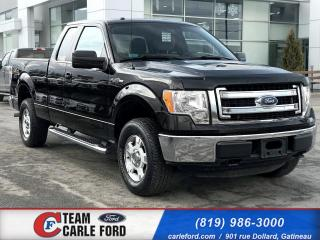 Used 2013 Ford F-150 Ford F-150 S/CAB XLT 2013, Bluetooth for sale in Gatineau, QC