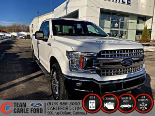 Used 2018 Ford F-150 Ford F-150 S/Cab XLT 2018, caméra de rec for sale in Gatineau, QC