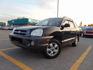 Used 2005 Hyundai Santa Fe 4 portes, GL, traction intégrale 2,7 L, for sale in St-Eustache, QC