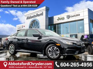 Used 2018 Honda Civic LX *ACCIDENT FREE* *LOCALLY DRIVEN* for sale in Abbotsford, BC