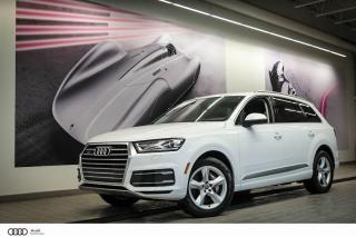 Used 2017 Audi Q7 3.0T KOMFORT for sale in Sherbrooke, QC