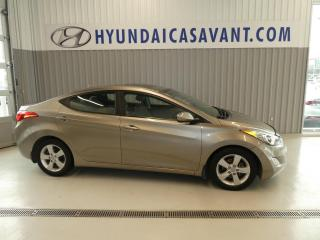 Used 2013 Hyundai Elantra GLS for sale in St-Hyacinthe, QC