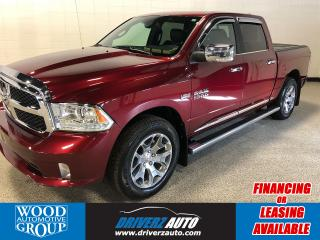 Used 2017 RAM 1500 Longhorn Limited and Loaded, Great Colour and Well Equipped for sale in Calgary, AB