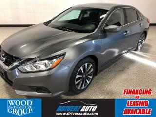 Used 2016 Nissan Altima 2.5 SV SUNROOF, HEATED SEATS, BLIND SPOTS, BACK UP CAM... for sale in Calgary, AB