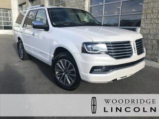 Used 2015 Lincoln Navigator for sale in Calgary, AB