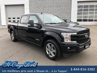 Used 2019 Ford F-150 LARIAT NEUF TAUX 0% *voir détails! for sale in Shawinigan, QC