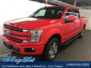 Used 2018 Ford F-150 XL cabine SuperCrew 4RM caisse de 5,5 pi for sale in Shawinigan, QC