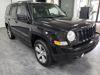 Used 2017 Jeep Patriot 4WD High Altitude Edition for sale in Châteauguay, QC