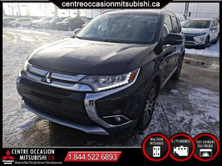 Used 2016 Mitsubishi Outlander GT S-AWC CUIR TOIT V6 7 PASS for sale in St-Jérôme, QC