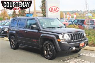 Used 2017 Jeep Patriot 75th Anniversary w/Bluetooth for sale in Courtenay, BC