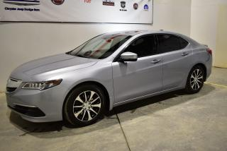 Used 2015 Acura TLX Tech+Navigation+toit+cuir for sale in Sherbrooke, QC