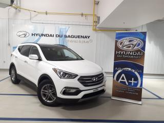 Used 2017 Hyundai Santa Fe LUXURY/AWD/CUIR/TOIT GARANTIE 2021 for sale in Jonquière, QC