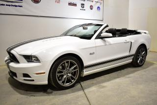 Used 2014 Ford Mustang GT Cabriolet+Bas KM+comme neuve for sale in Sherbrooke, QC