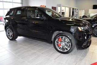 Used 2019 Jeep Grand Cherokee SRT 4x4+6.4L+La passion SRT for sale in Sherbrooke, QC
